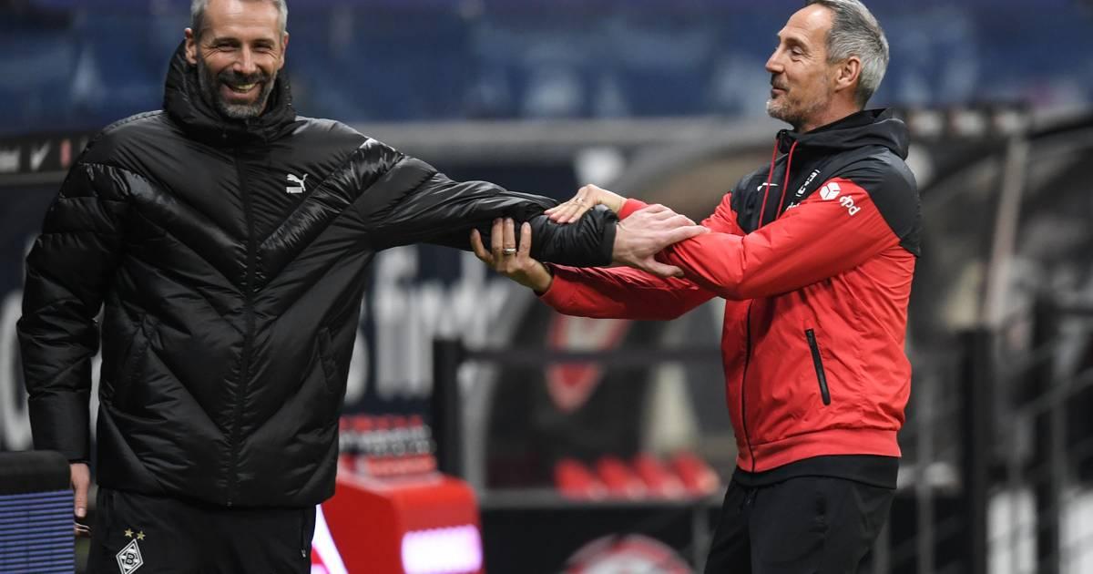 Trainersuche bei Borussia Mönchengladbach: Was Hütter, Seaone, Marsch oder Kohfeldt verkörpern - RP ONLINE