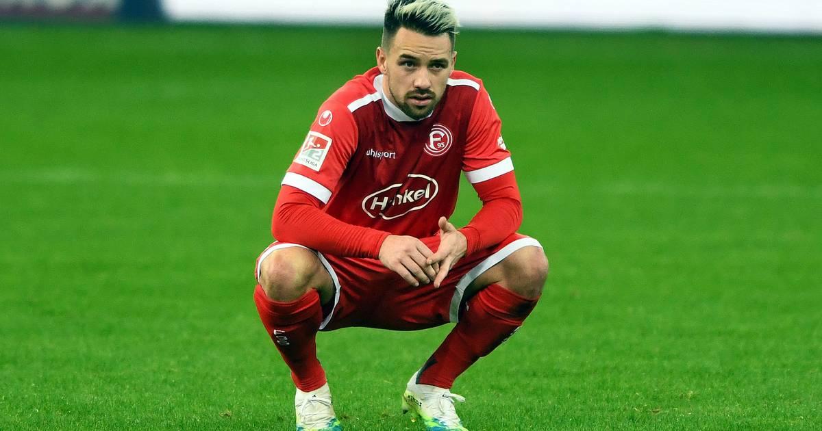 Fortuna Düsseldorf: So übel wird Thomas Pledl im Netz beleidigt - RP ONLINE