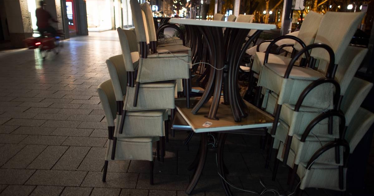 Corona-Lockdown: Gastronomie in Deutschland will schneller öffnen - RP ONLINE