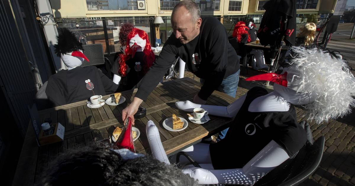 Cafes öffnen Corona