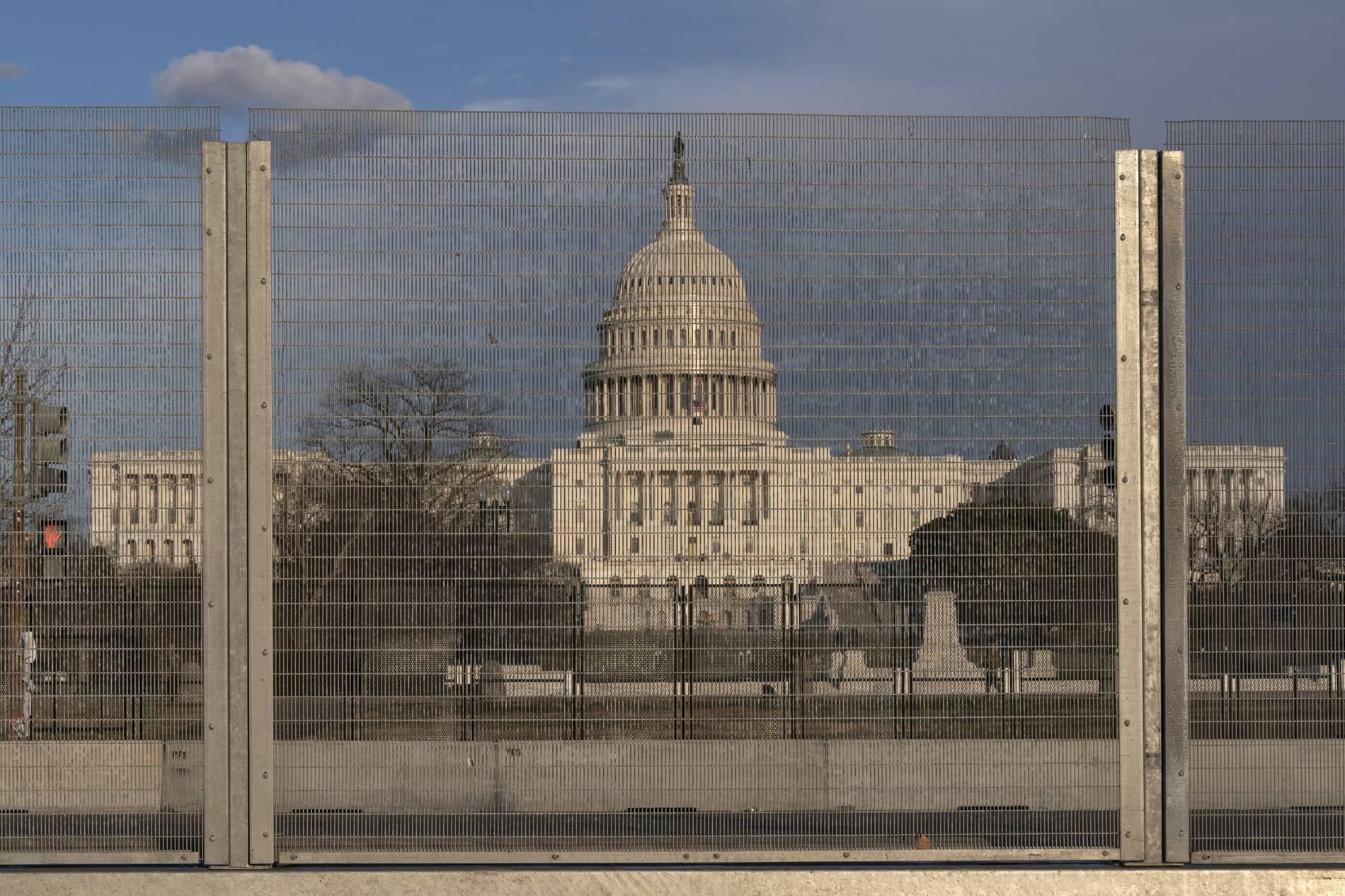 US-Behörden decken möglichen Plan für neue Attacke aufs Kapitol auf