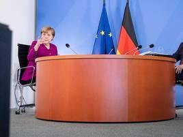 Corona-Gipfel in Berlin: Bund und Länder starten die Lockerungen
