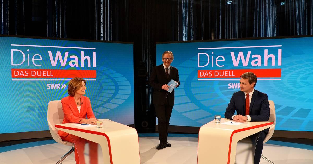 Tv Duell Landtagswahl Bayern