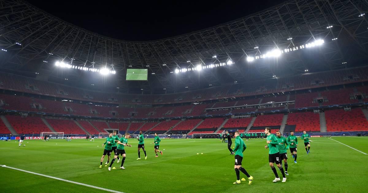 Borussia Mönchengladbach - Manchester City: Rückspiel findet nun doch in Budapest statt - RP ONLINE