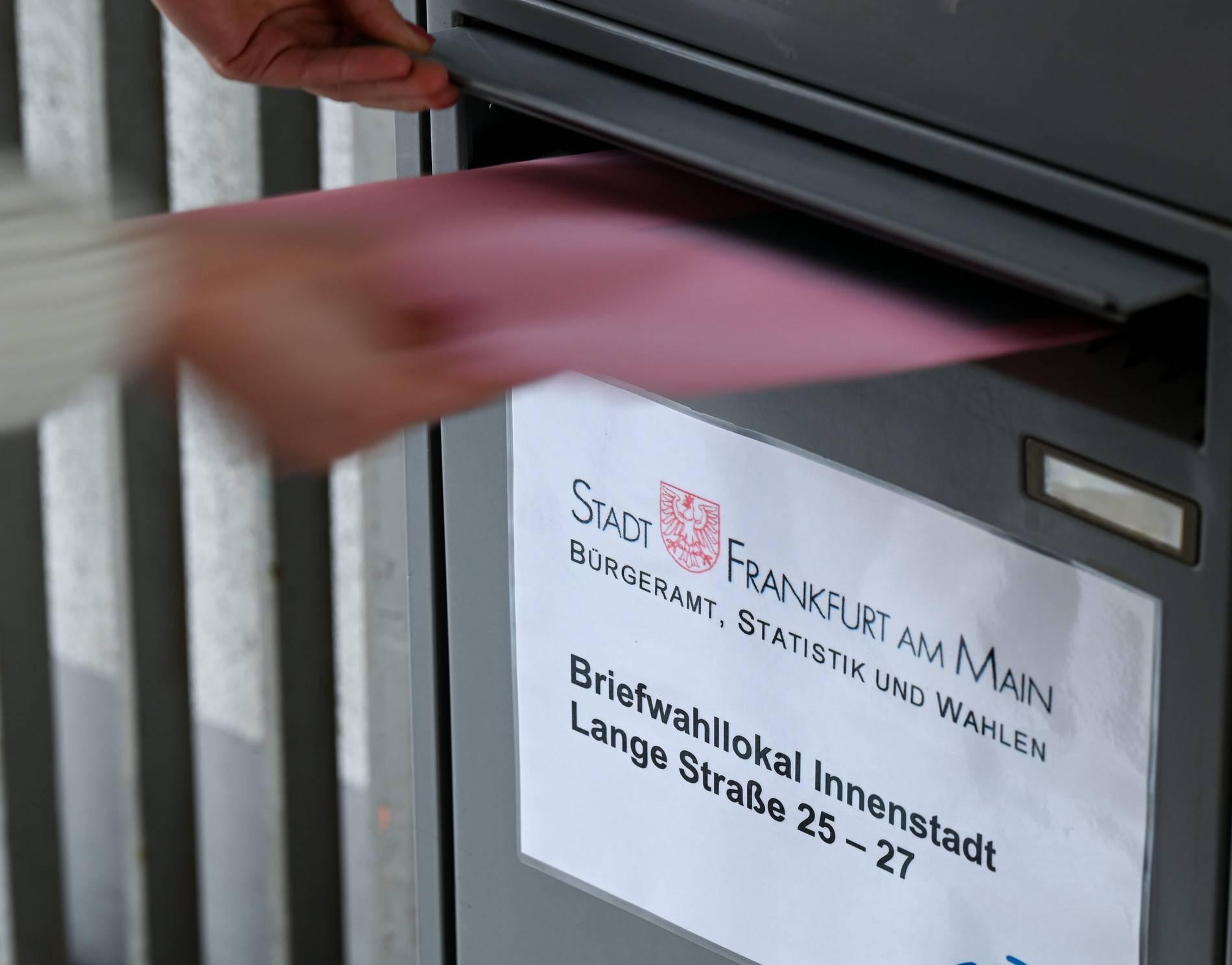 Hessen Wahl 2021 Hochrechnung