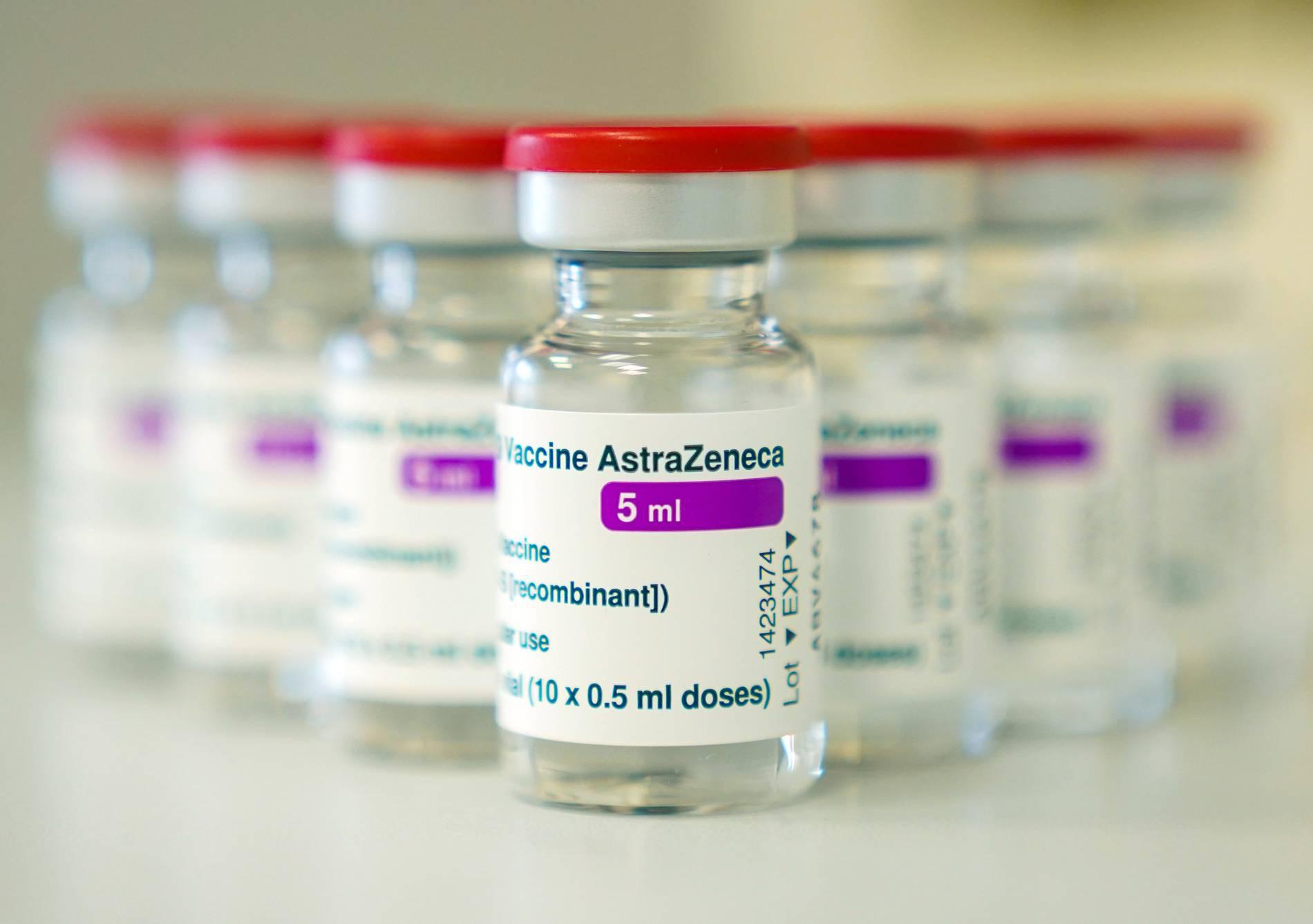 Impfungen mit AstraZeneca werden in Österreich fortgesetzt