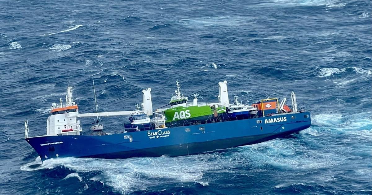 350 Tonnen Schweröl an Bord: Frachter treibt verlassen und antriebslos im Meer vor Norwegen