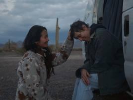 """Britische Filmpreise: Sozialdrama """"Nomadland"""" gewinnt vier Baftas"""