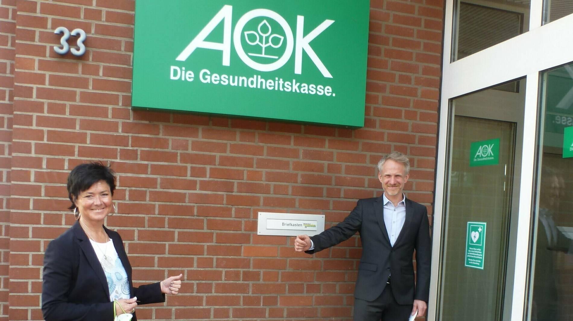 AOK im Rhein-Kreis Neuss wertet Gründe für ...