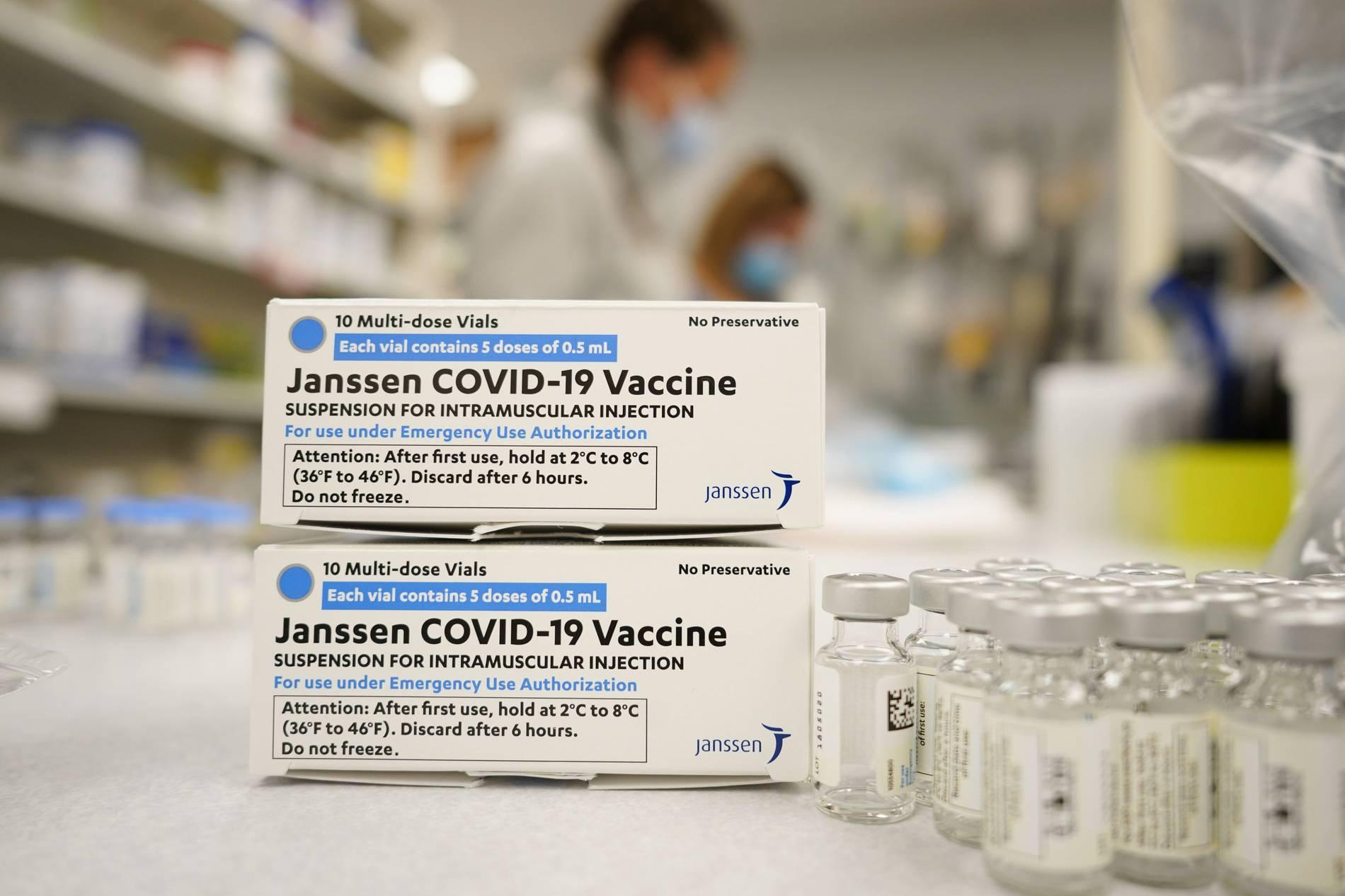 EMA: EU-Behörde gibt grünes Licht für Impfstoff von Johnson & Johnson