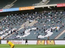 Trotz Corona-Modellstadt Mönchengladbach: Borussia spielt auch gegen Bielefeld ohne Fans