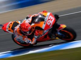MotoGP: Marquez erhält nach schwerem Sturz grünes Licht