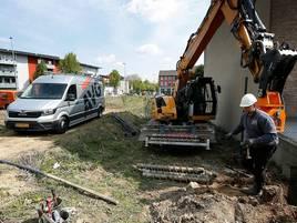 Grevenbroicher Innenstadt: Start für Neubau an Montzstraße