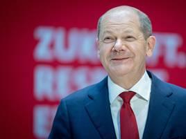 """SPD-Kanzlerkandidat Olaf Scholz: """"Auch bei Männern bleibe ich in der Regel höflich"""""""