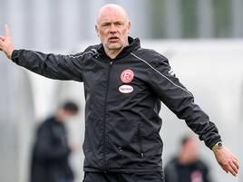 Fortunas Trainer: Das sagt Rösler zu einem möglichen Job in Dresden