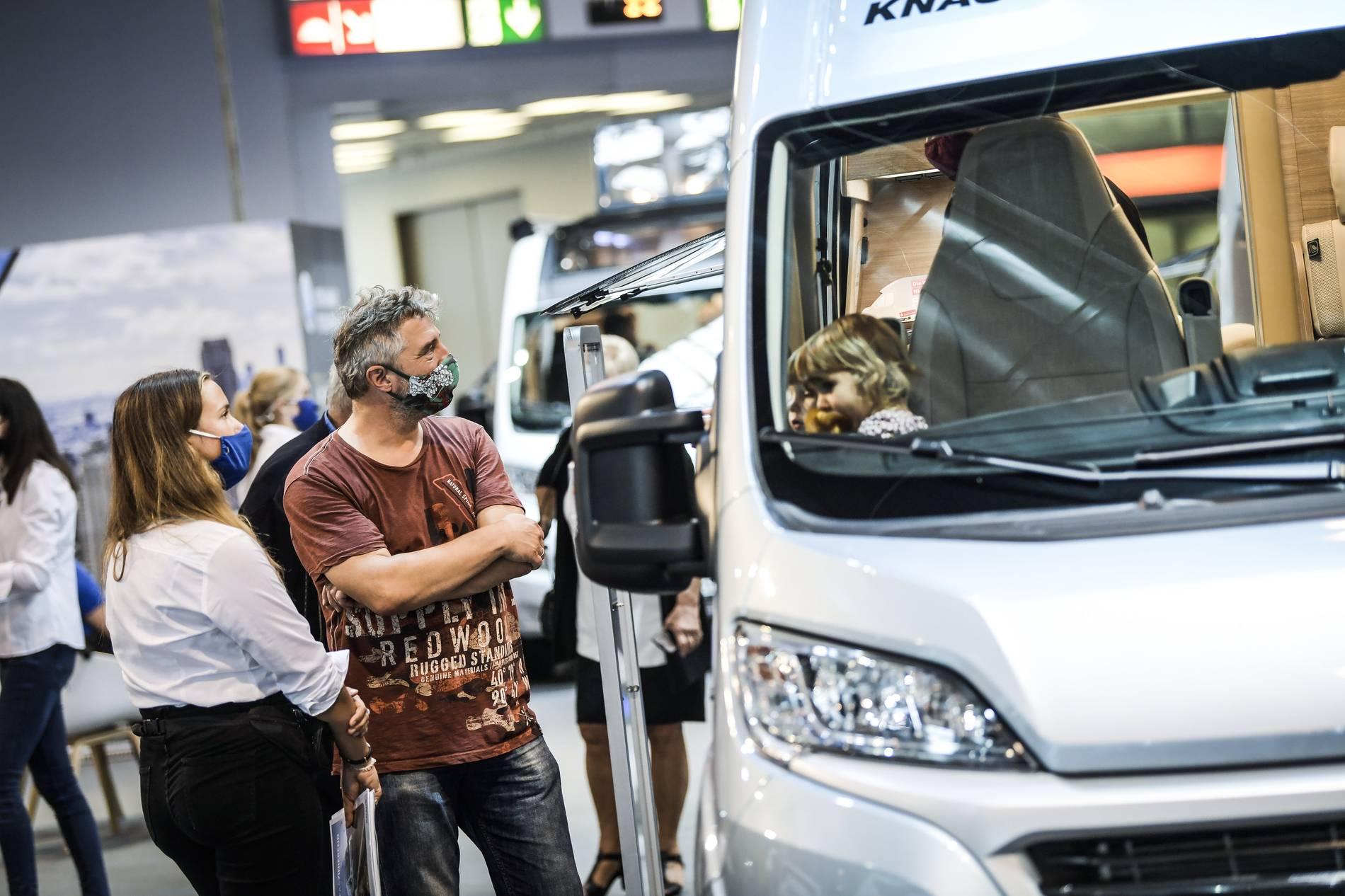 Düsseldorf: Messe hält an Plänen für den Caravan-Salon fest