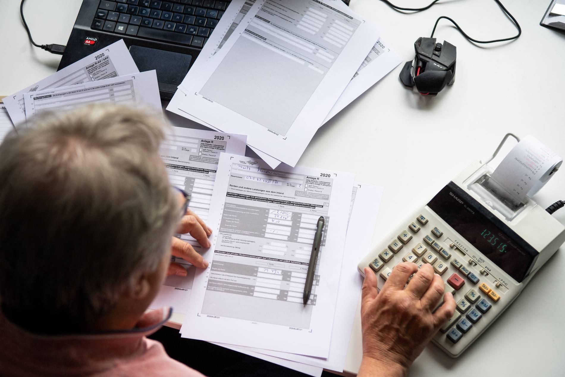 Doppelbesteuerung: Bundesfinanzhof fordert Änderung an Rentenbesteuerung
