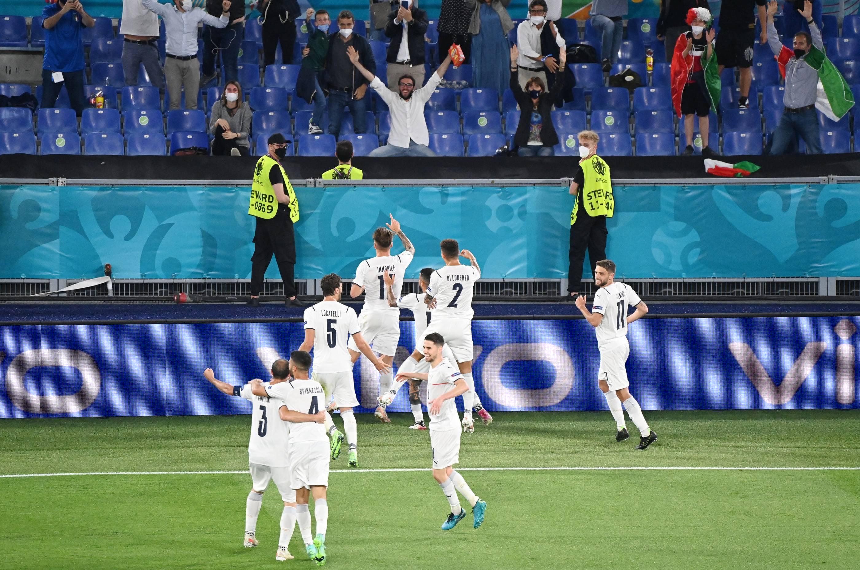 Pressestimmen zum Eröffnungsspiel der EM