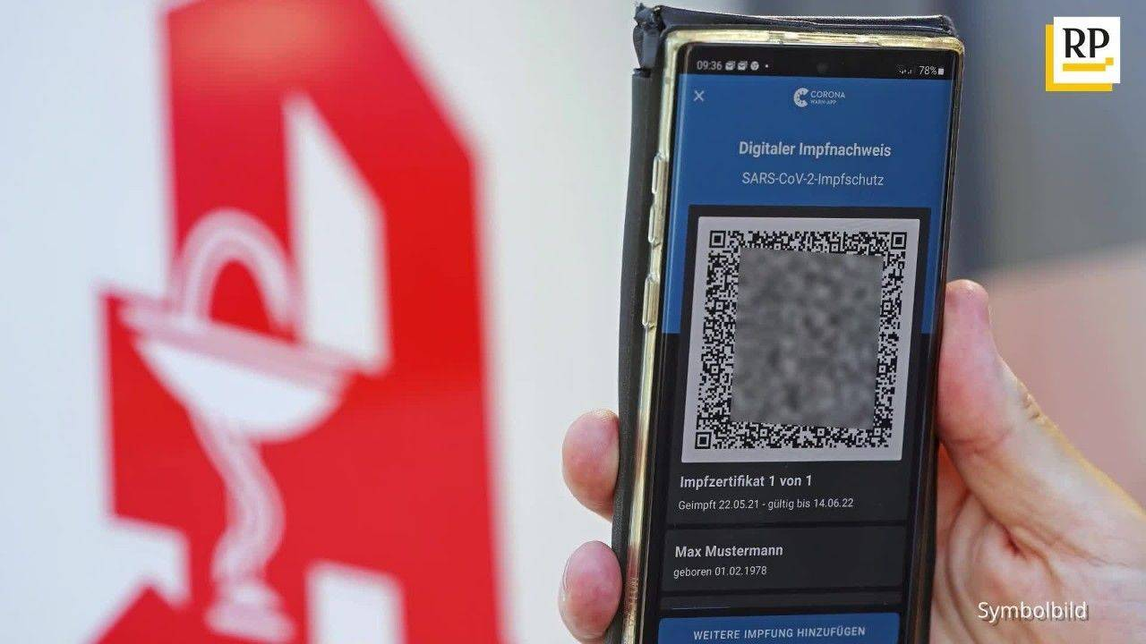 Digitaler Impfpass In Nrw Grosser Andrang So Lauft Der Start