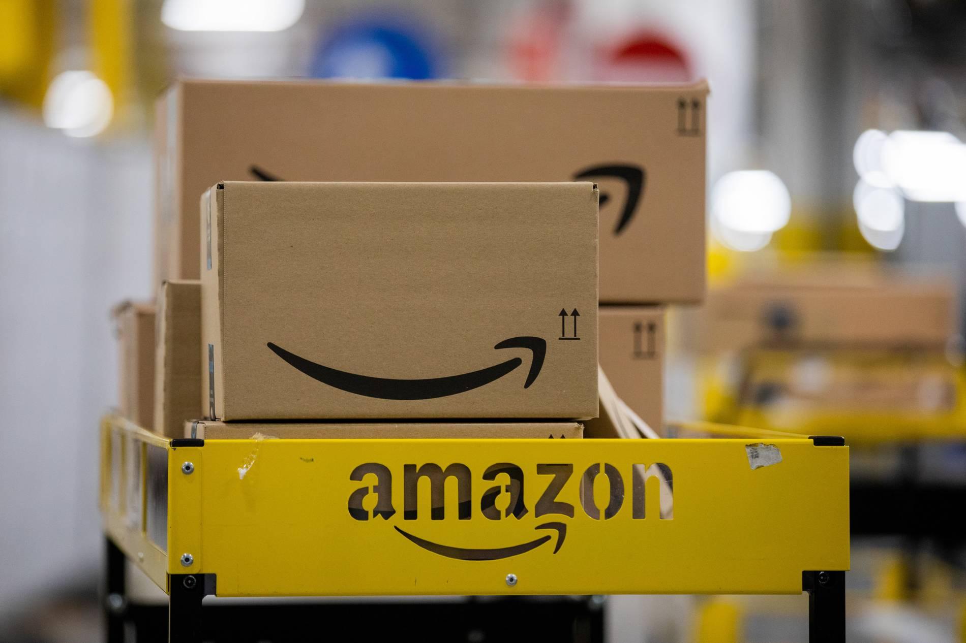 Amazon macht pro Tag im Schnitt 31 Millionen Euro Umsatz