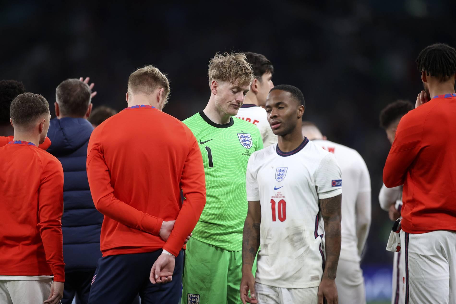 EM 20 Pressestimmen zum Finale gegen Italien   England trauert