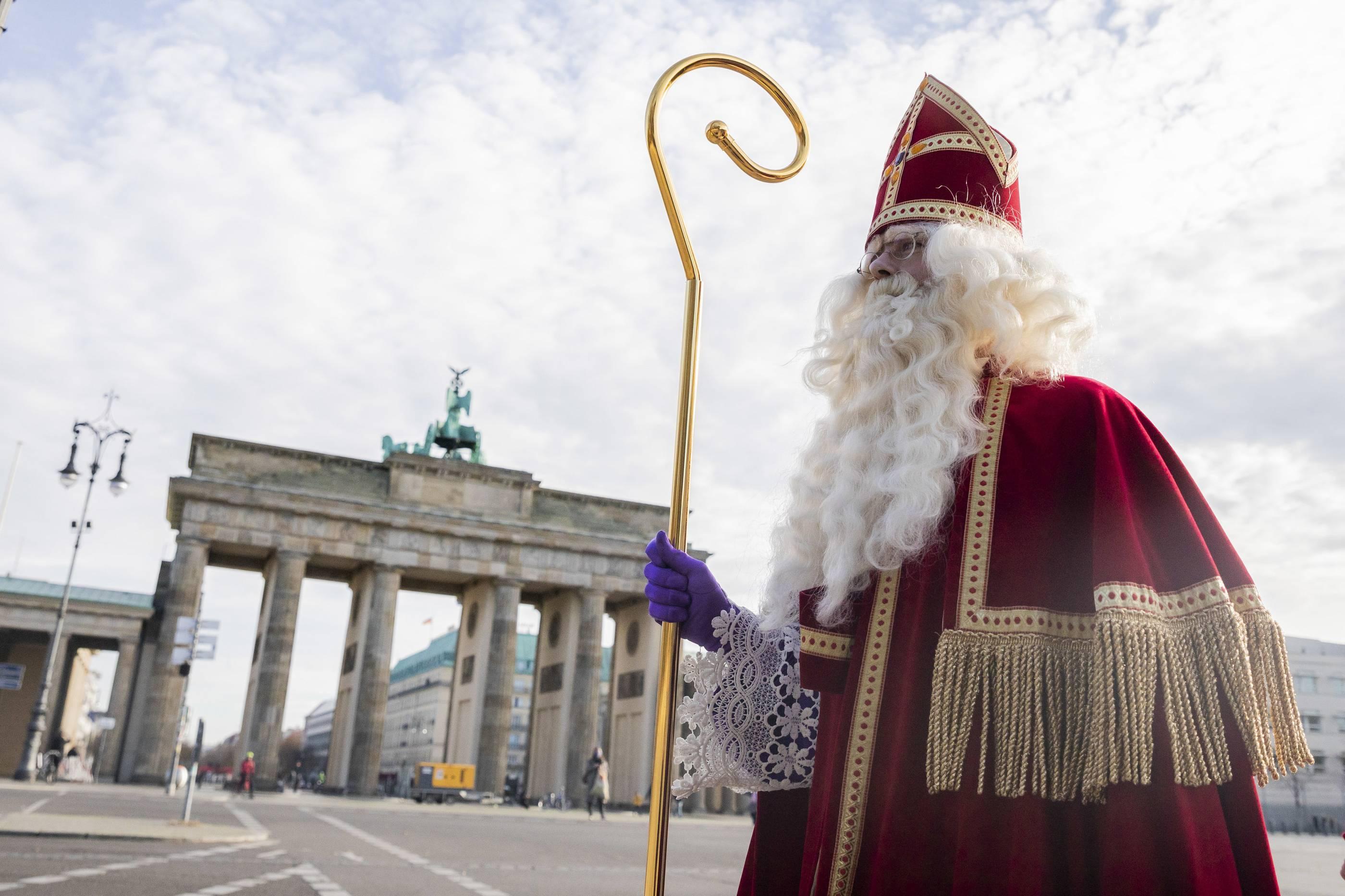 Wer War Der Nikolaus