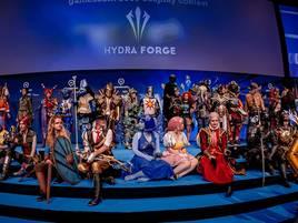 """""""Hydra Forge"""" arbeitet für die weltgrößte Spielemesse: Gamescom-Contest aus Grevenbroich"""