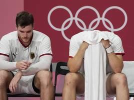Schwaches Abschneiden: Deutschland bleibt erstmals seit 1996 ohne Medaille in Mannschaftssportarten