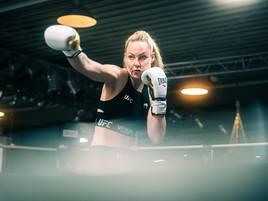 """Ehemaliges Model wird Profiboxerin: """"Ich möchte den Weltmeister-Gürtel"""""""