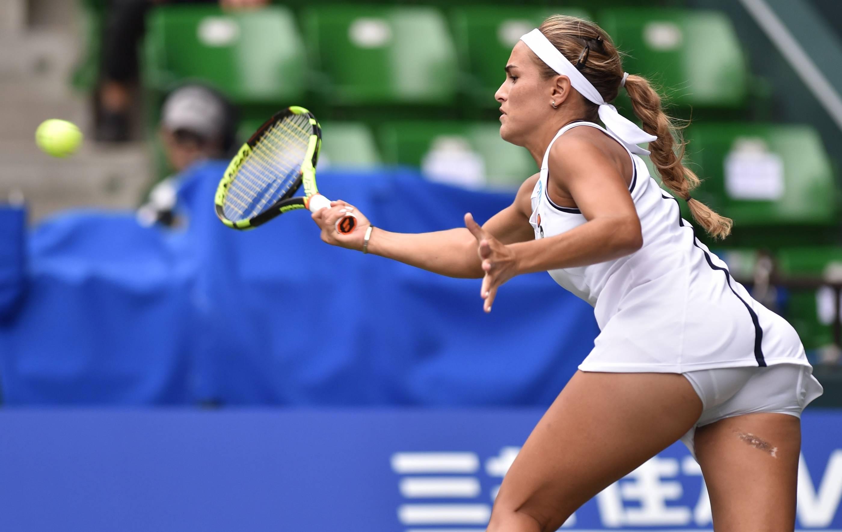 Die schönsten Tennisspielerinnen