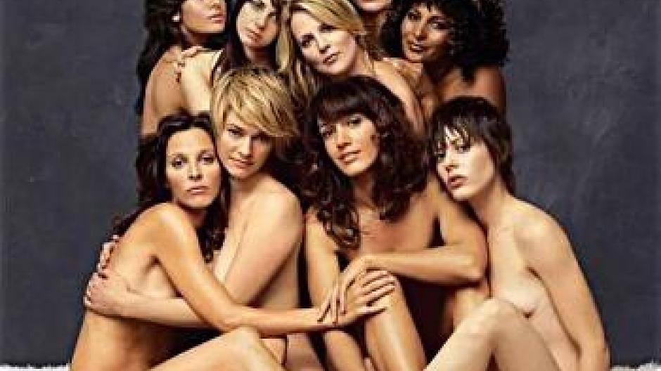 Die 10 schönsten frauen nackt