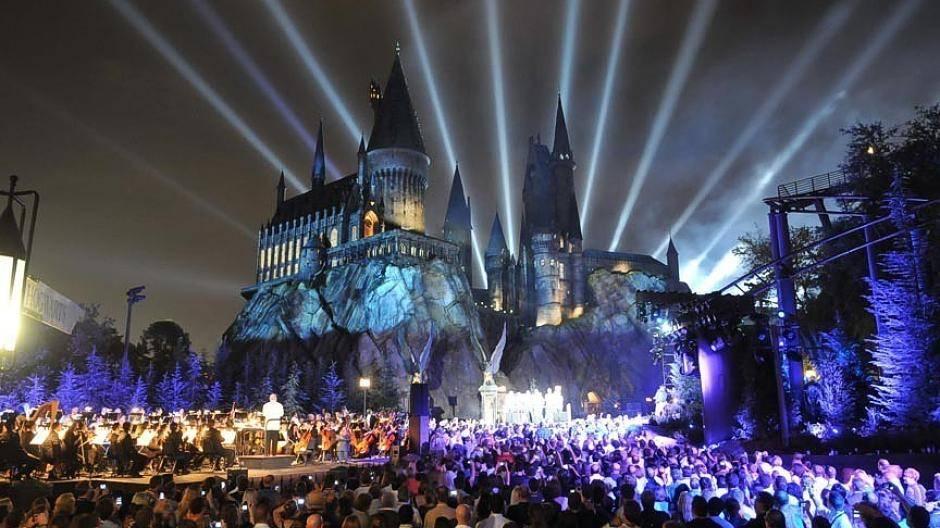 Harry Potter Park Eroffnet