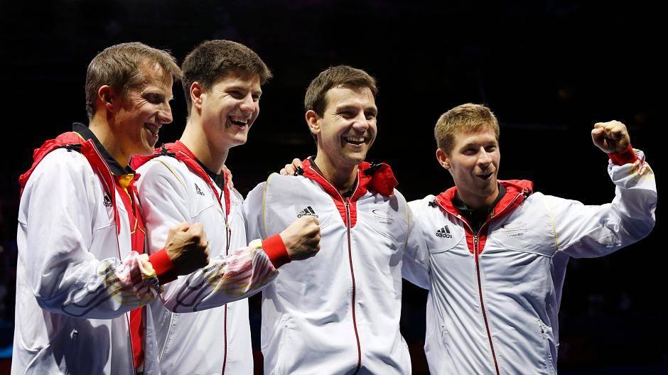 Deutsche Medaillen Olympia 2012