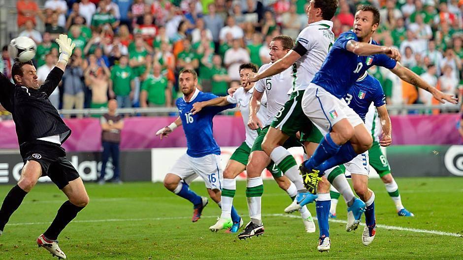 Spielstand Irland Frankreich