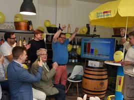 Bundestagswahl im Rhein-Kreis Neuss: Bijan Djir-Sarai und Otto Fricke – FDP-Abgeordnete weiter in Berlin