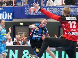 Handball-Bundesliga: BHC bleibt das Zittern nicht erspart