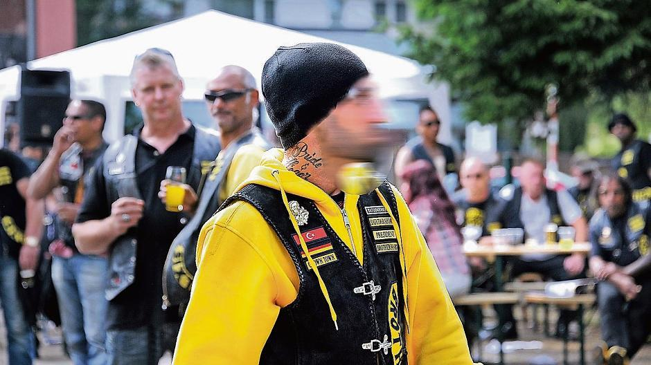 Rocker-Boss aus Duisburg in Haft: Brutale Satudarah ohne