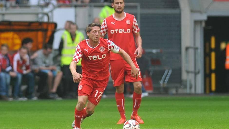 Spieler Fortuna Düsseldorf