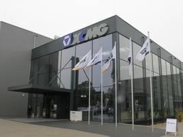 Technologietransfer aus Deutschland: Peking lobt die XCMG-Europa-Zentrale in Krefeld