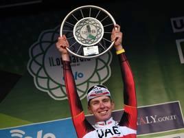 Letztes großes Rennen des Jahres: Tour-Sieger Pogacar gewinnt Lombardei-Rundfahrt
