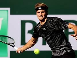 Tennis-Masters in Indian Wells: Zverev nach Sieg für ATP Finals qualifiziert