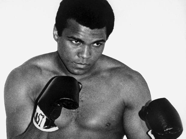 Muhammad Ali Eine Boxlegende In Bildern