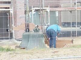 Nach Riesenärger um die Entnahme: Glocken in Neu-Keyenberg eingetroffen