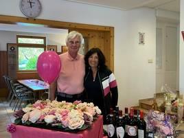 Golfclub Erftaue in Grevenbroich: Golfspieler sammeln Spenden für Kinder von Brustkrebs-Erkrankten