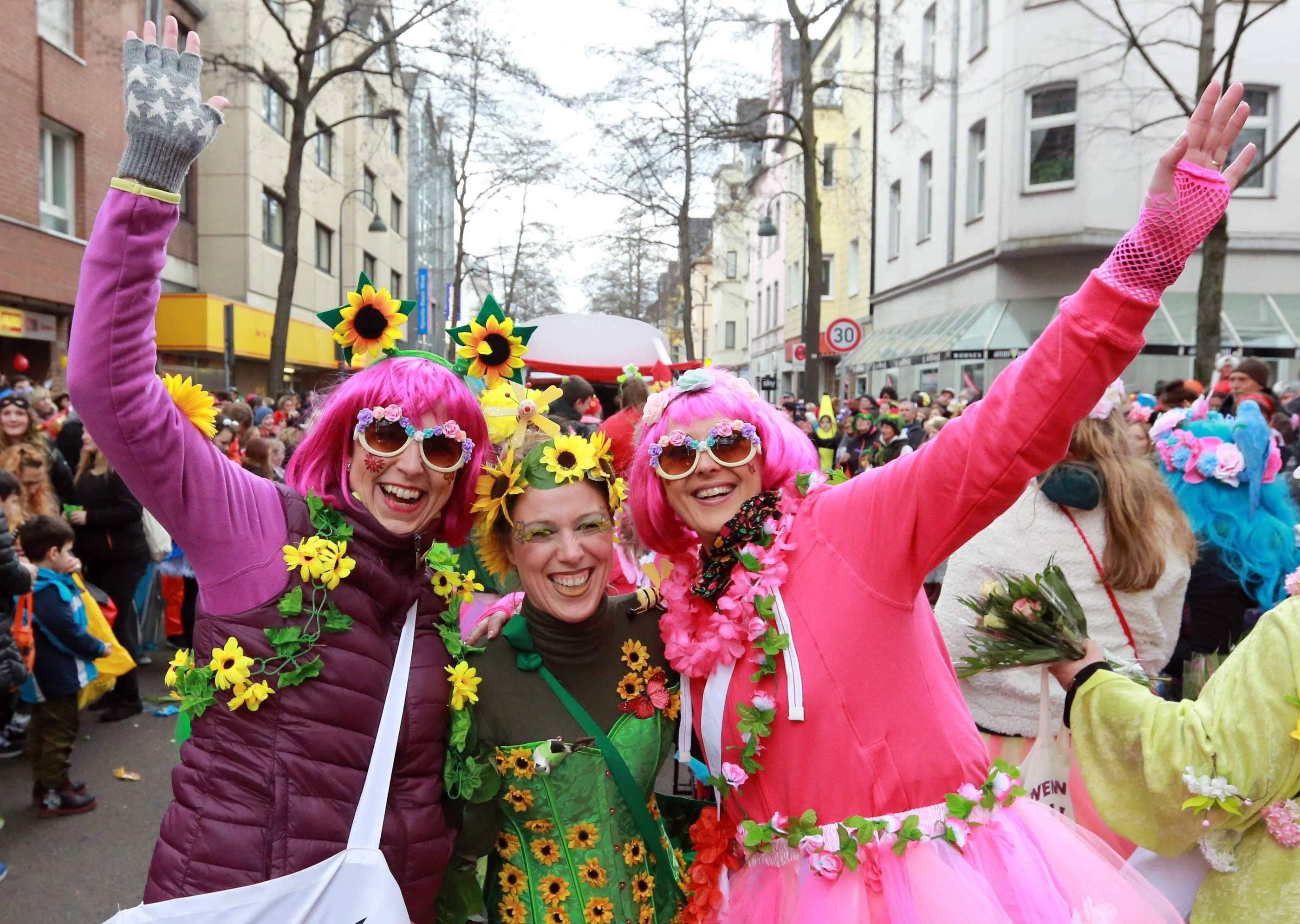 Karneval 2019 Tipps Fur Last Minute Karnevalskostume