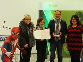 Auszeichnung für Grevenbroicher Verein: Rheinlandtaler für die Sternschnuppen