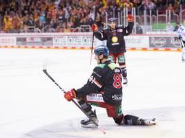 Nach zwei Pleiten in Serie: DEG feiert fulminanten Sieg gegen Bremerhaven