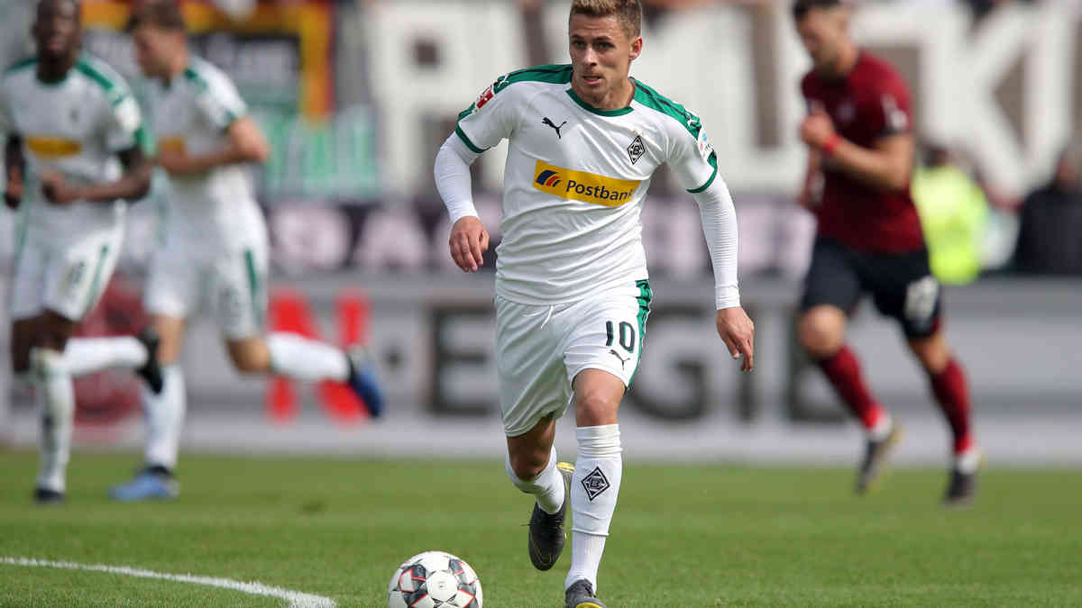 Transfers Mönchengladbach
