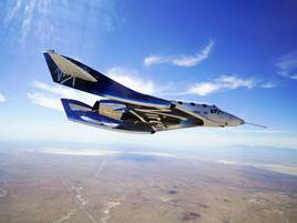 Virgin Galactic: Bransons Raumfahrtfirma muss Starts verschieben