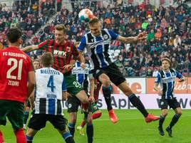 Remis imKellerduell: Augsburg verpasst Sieg gegen Bielefeld